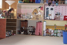 American Girl - Houses & Accessories / by Kylie Grossaint