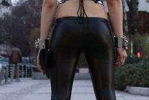Tight leggins