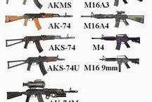 AK/M16