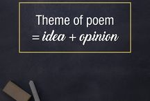 Create Poetry / We share tips on writing poetry with our audiences and show them what the different elements that form part of the evaluation criteria of the AVBOB Poetry Competition means.   This includes the likes of assonance, alliteration, rhyme and rhythm.