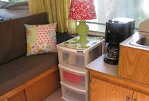 Pop Up Camper Ideas / by Amy Dresher