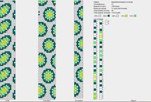 Crochet beadig 11-12 rounds