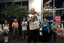FUNday Charlotte 2015 / Bank of America Stadium