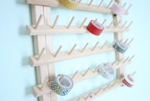 Sewing Room Ideas / by Michal Stern