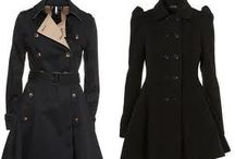 Coat and Sueter