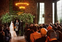 Weddings at The Bowery Hotel / The Bowery Hotel is the perfect location for New York couples looking for a stylish and elegant wedding venue.