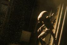 Alien Movies, Art Etc. / by Casie Harris