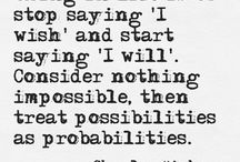 Favorite Literary Quotes