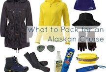 Cruisin' to Alaska / by Melanie White