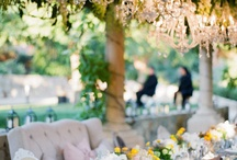 Outdoor Wedding Ideas / Fabulous ideas if you are having an outdoor wedding.