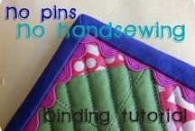 Quilting hints