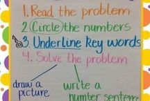 math word problems and number sentences