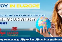 Study in Europe / Study in Europe