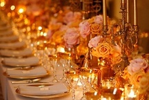 Tabletop Decor / Beautifully set tables
