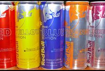Red Bull 'Colorful Cans'