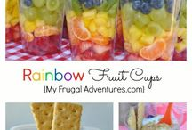 Kiddies food/party ideas