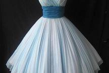 sukienki lata 50
