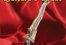 The Bastard's Blade - a medieval romantic suspense / Bastard son of a nobleman and a commoner, Aethan hunts a killer. Lady Sera, wife-prize at a jousting tournament, longs for a taste of true love before she fulfils her duty. She discovers erotic pleasures and while struggling to convince Aethan that her passion is stronger than the ruling class of Cobraya, where nobles and commoners are forbidden to fall in love. / by Luca Thrace