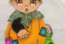 pintura tela infantil Bego