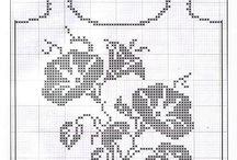 Patronen / Bloemen