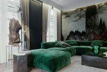 ♧ Home B Living Room