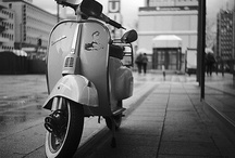 Vespa Scoots / by Laurie Lyons