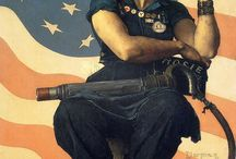 Norman Rockwell and other