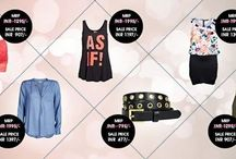 Fab Finds at ONLY / Find these irresistible products at a fabulous price at our EOSS.
