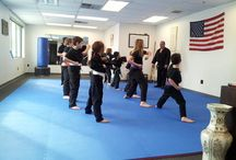 Kids Karate / Teaching kids Discipline, Fitness and self Defense / by Keefe's Martial Arts