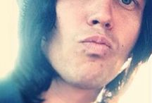 Kellin Quinn / He might not be the most handsome man alive but he's still my hero.