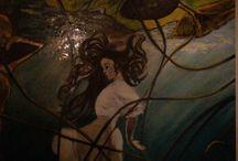 MY PAINTINGS : ATHANASIA TZARA from Greece.