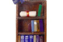 Bookcase Pendant