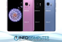 Smartphones / En Infocomputer también tenemos smartphones de segunda mano. Teléfonos inteligentes a precios increíbles.