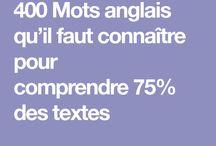 Apprentissage langues
