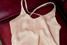 Home Sewn Lingerie / Making beautiful lingerie by hand or on a domestic sewing machine.