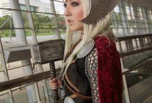 Cosplay, Costumes & Geekery / Cosplay and costume inspiration - all things geeky, nerdy, DIY & cool!  ;)