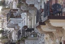 Balcons de Paris