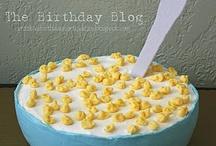 i love birthday parties / by Jennifer Ramsay