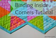 Quilting Borders/binding