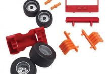 MOTORWORKS / MOTORWORKS™ is the only line of customize-able wooden toy vehicles, accessories and play sets. The collection includes three different trim levels: Street Series, Speed Series and Extreme Series.
