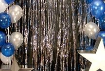 p r o m ~ decorations