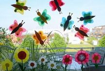 Frühling Basteln Grundschule
