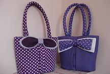 My Crafts - Bags / by Sandra Kecek