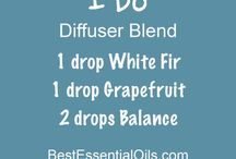 bridal essential oil blends
