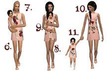 Sims 4 pozy