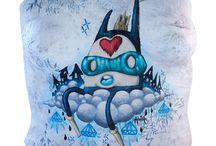 Snow Show Breast Cast Art Exhibition