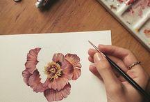 watercolour.