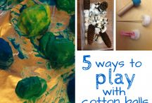 Sensory Play / All types of different sensory activities for kids - including sensory Bins, homemade Play dough invitations, play recipes, Slime, Oobleck, and other Hands-on learning for kids!