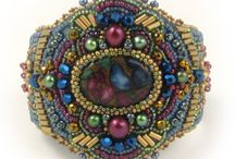Bead Embroidery / by Malary McGraw