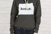 The Home T Hoodie / The Home T Hoodie will be one of the softest and most comfortable hoodies you've ever worn.